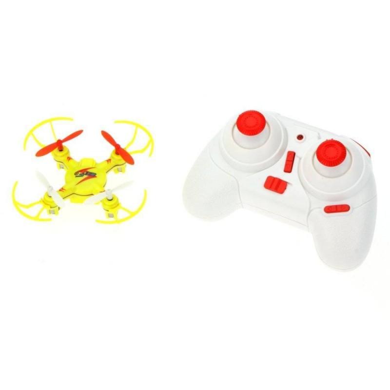 Nano drone Wltoys Bird V646. 4ch. 2,4ghz. Con luces