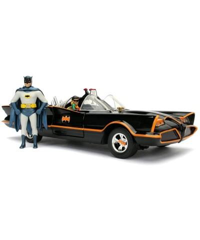 1/24 Coche Batmovil 1966 Batman y Robin