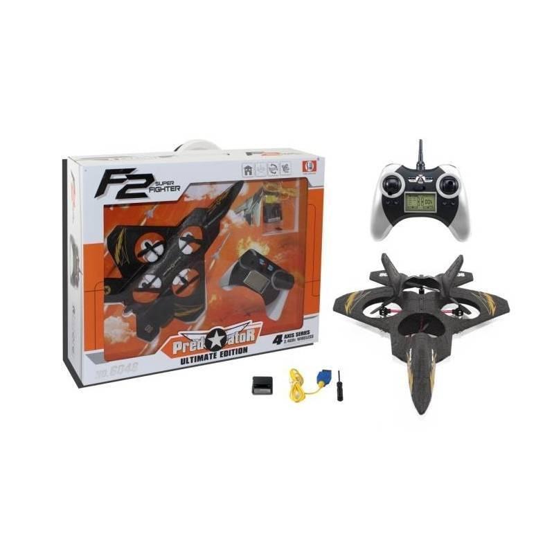 Drone radiocontrol Predator F2 Super Fighter. 2,4 Ghz.