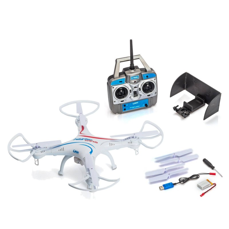 Drone LRP Gravit Vision WIFI FPV. 2,4 Ghz.