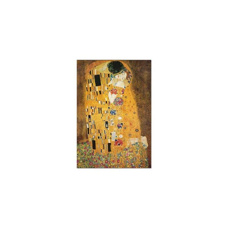 16290. Puzzle Ravensburger 1500 piezas El Beso, Gustav Klimt