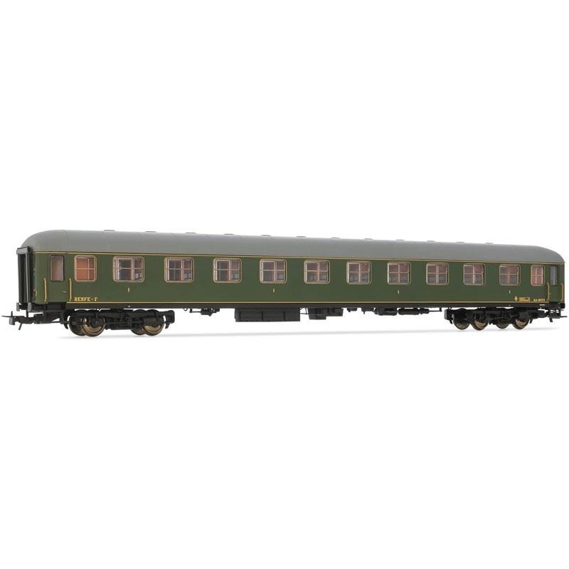 Vagón Renfe 8000 Primera Clase H0
