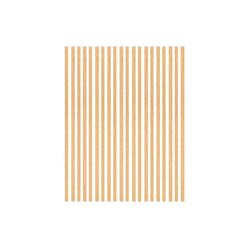 20 Listones Tilo/Ramín 0,6x8x1000mm
