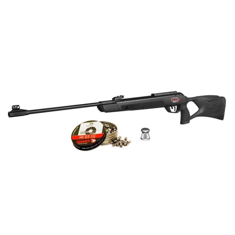 110061 Gamo. Pack Carabina perdigón G Magnum IGT Match 1 4,5mm