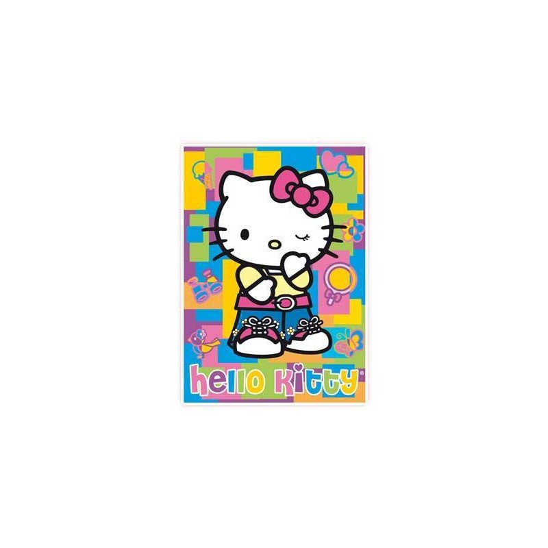 14159. Puzzle Educa 500 piezas Hello Kitty