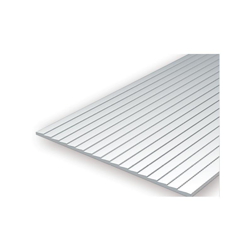 Placa Clapboard 2.0x1.0 mm