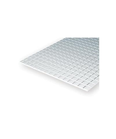Placa Sidewalk 6.3x6.3x0.40 mm