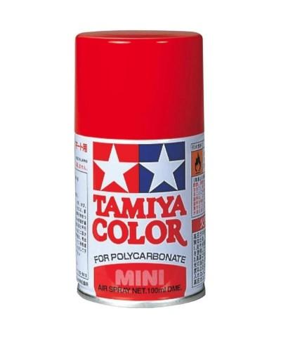Spray PS-15 Rojo Metalizado
