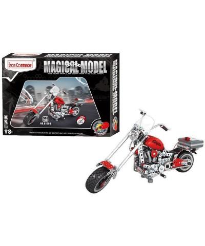 Moto Chooper Roja 940 Piezas