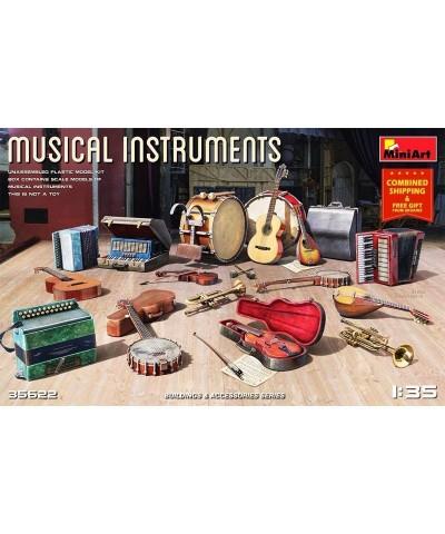 1/35 Instrumentos Musicales