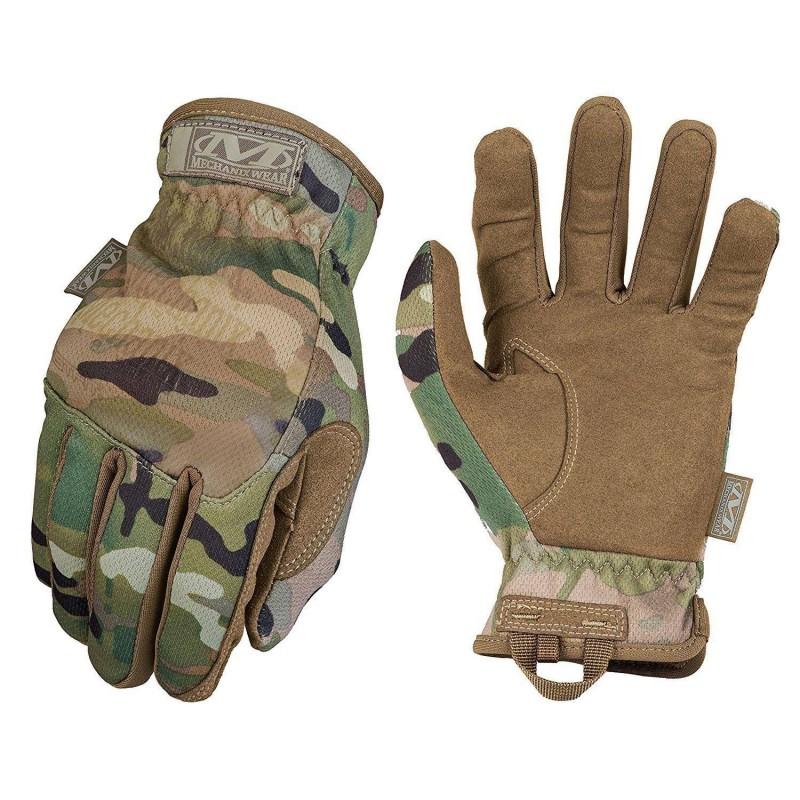 34848L Martínez. Guantes Mechanix Wear FastFit MultiCam L