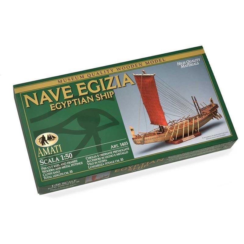 1/50 Barco Egipcio
