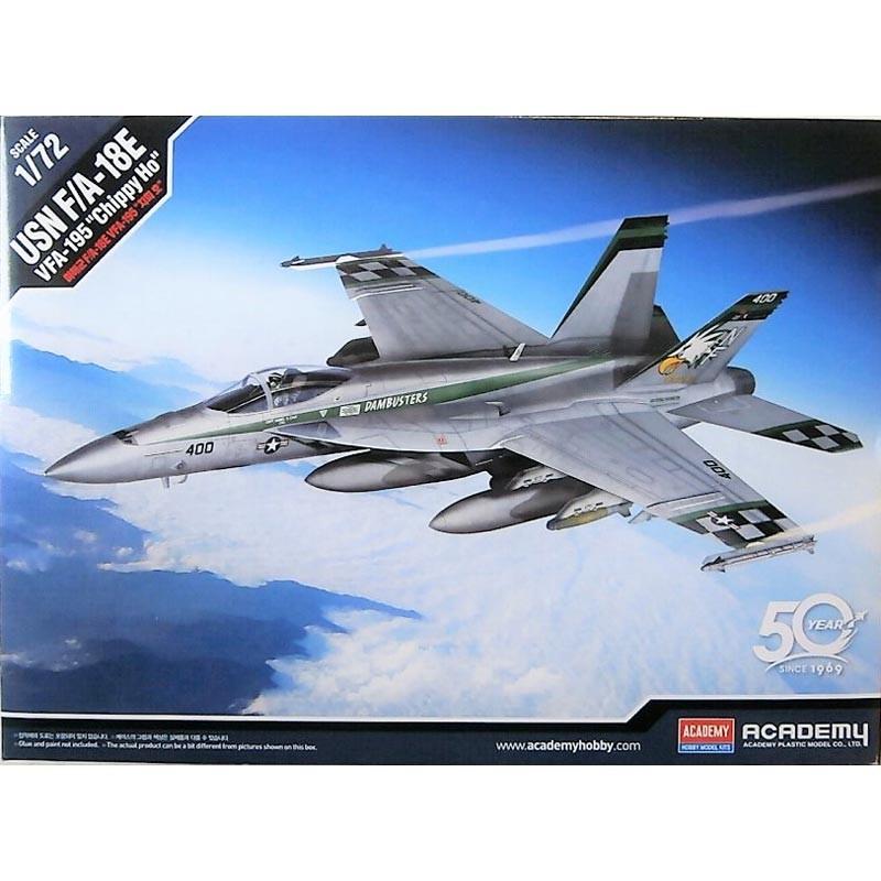 1/72 USN F/A-18E VFA-195 Chippy Ho
