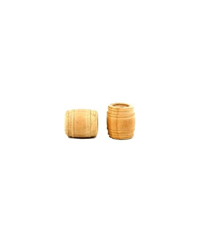 2 Barriles de Boj 18mm