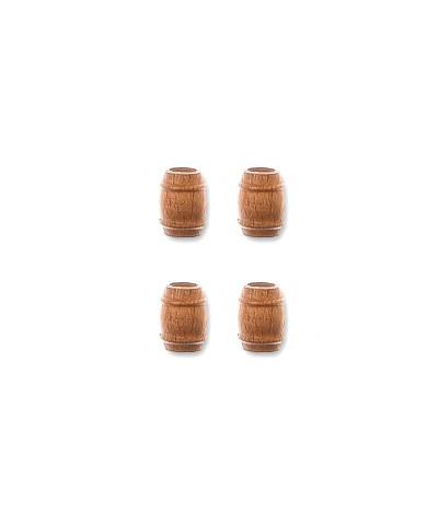 4 Barriles de Nogal 8mm
