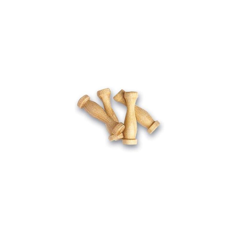 10 Columnas de Boj 18mm