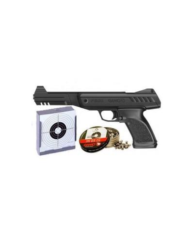 111042 Gamo. Pack Pistola perdigón P-900 Cal.4,5mm