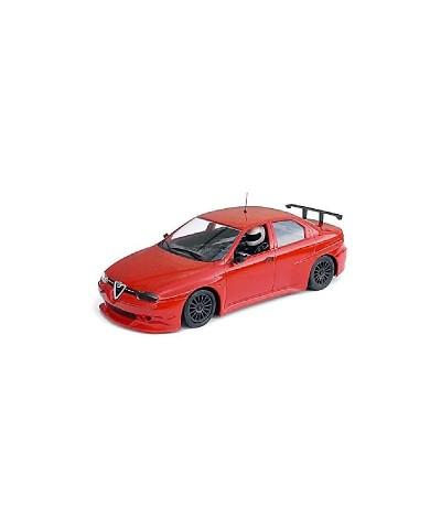 1/32 Alfa 156 Racing Touring Car Rojo