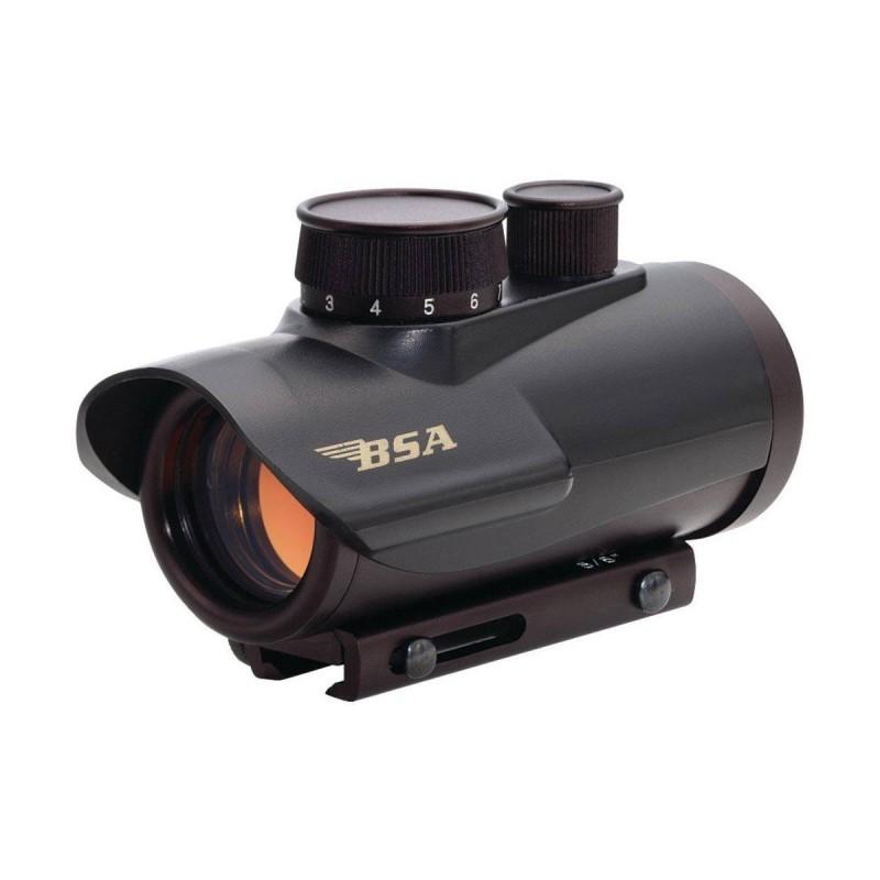 VBRD30 BSA. Visor Punto rojo BSA Red Dot 30mm
