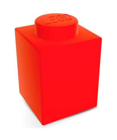 Lámpara Ladrillo LEGO 1x1 Roja