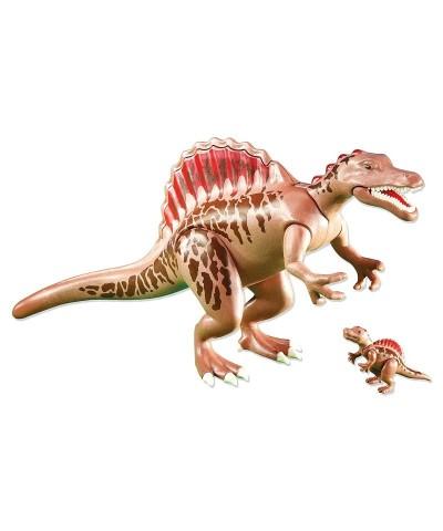 Spinosaurio con Bebé