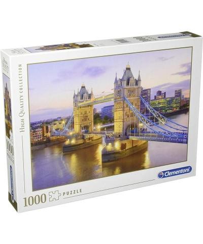 Puzzle 1000 piezas Tower Bridge Iluminado