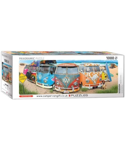 Puzzle 1000 Piezas Volkswagen Bus Kombination