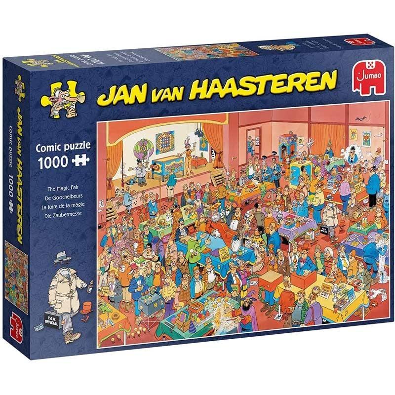 Puzzle 1000 Piezas La Feria de Magia