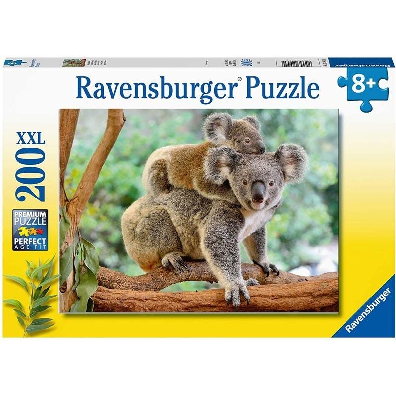 Puzzle 200 Piezas XXL Amor de Koala