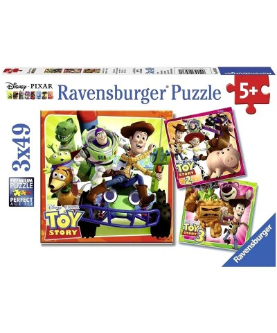 Puzzle 3x49 Piezas Toy Story