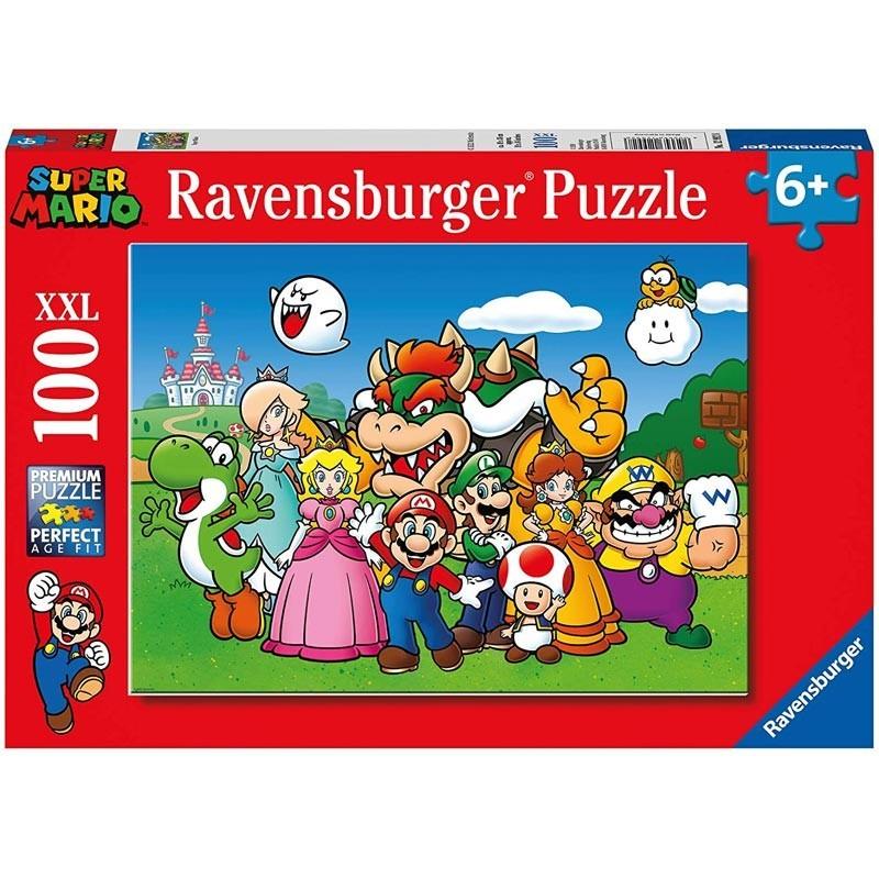 Puzzle 100 Piezas XXL Super Mario