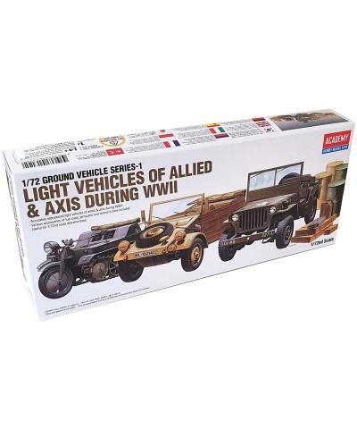 1/72 Set Vehículos WWII