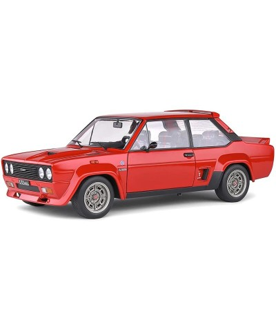 1/18 Fiat 131 Abarth 1980 Rojo