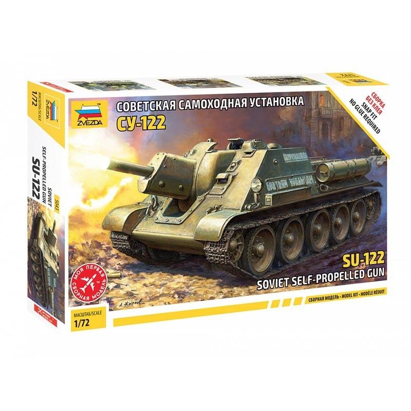 1/72 SU-122