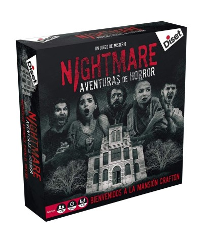 Nightmare: Aventuras de Horror
