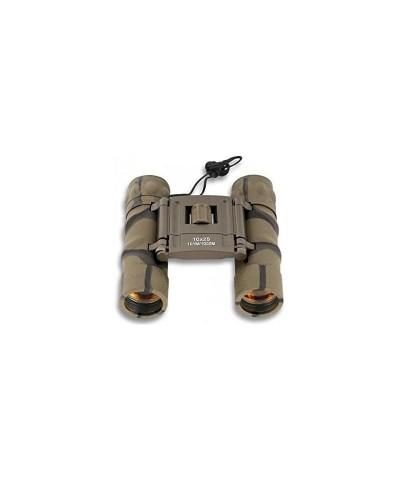Binocular 10x25 Camo Caqui