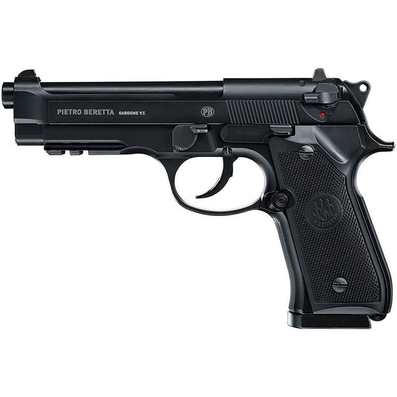 Beretta M92 A1 Blowback Metálica Negra 4.5mm BB