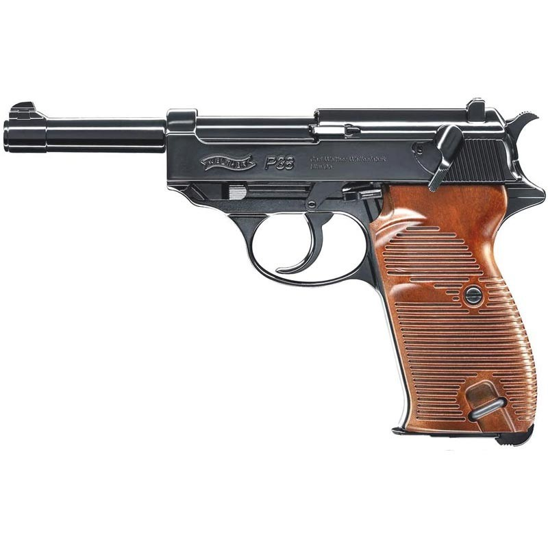 Walther P38 Blowback 4.5mm BB