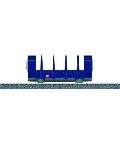 Vagón Abierto Transporte Azul My World H0