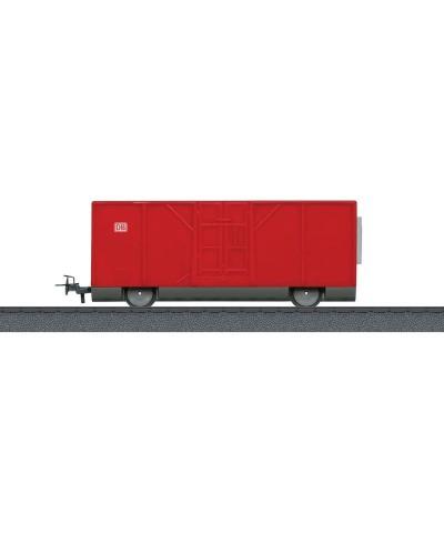 Vagón Cerrado Transporte Rojo My World H0