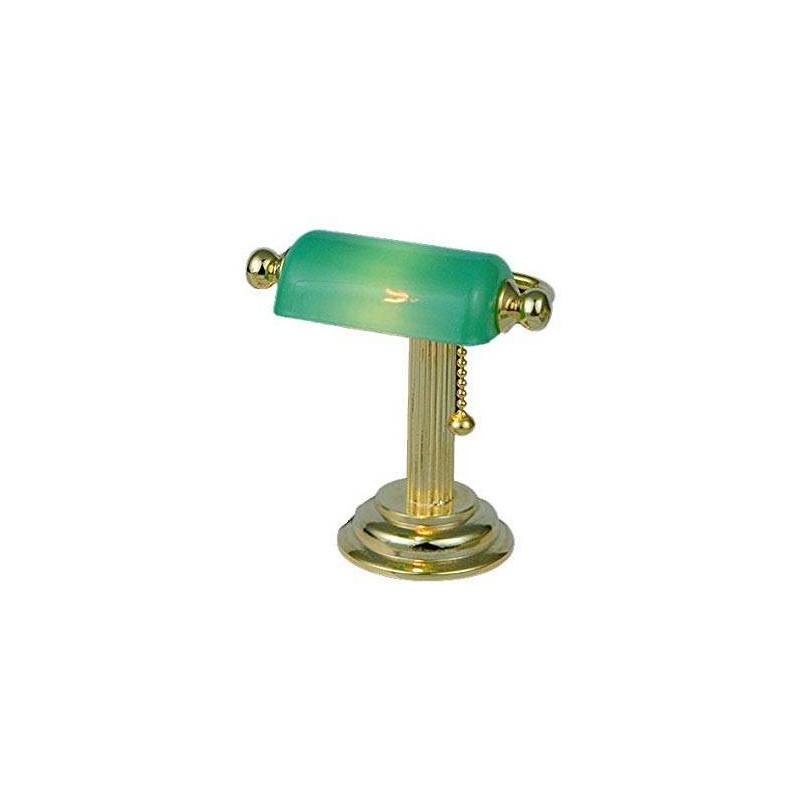 1611097 Chaves. Lámpara de escritorio verde