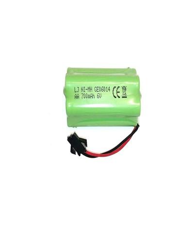 Bateria Ni-Mh 6V 700mAh