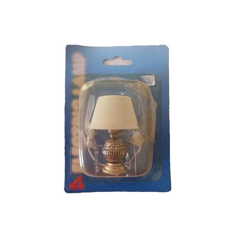 12791 Artesanía Latina. Lámpara de Sobremesa