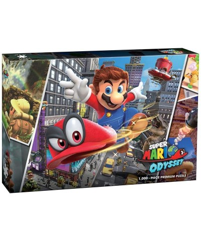 Puzzle 1000 Piezas Super Mario Odissey
