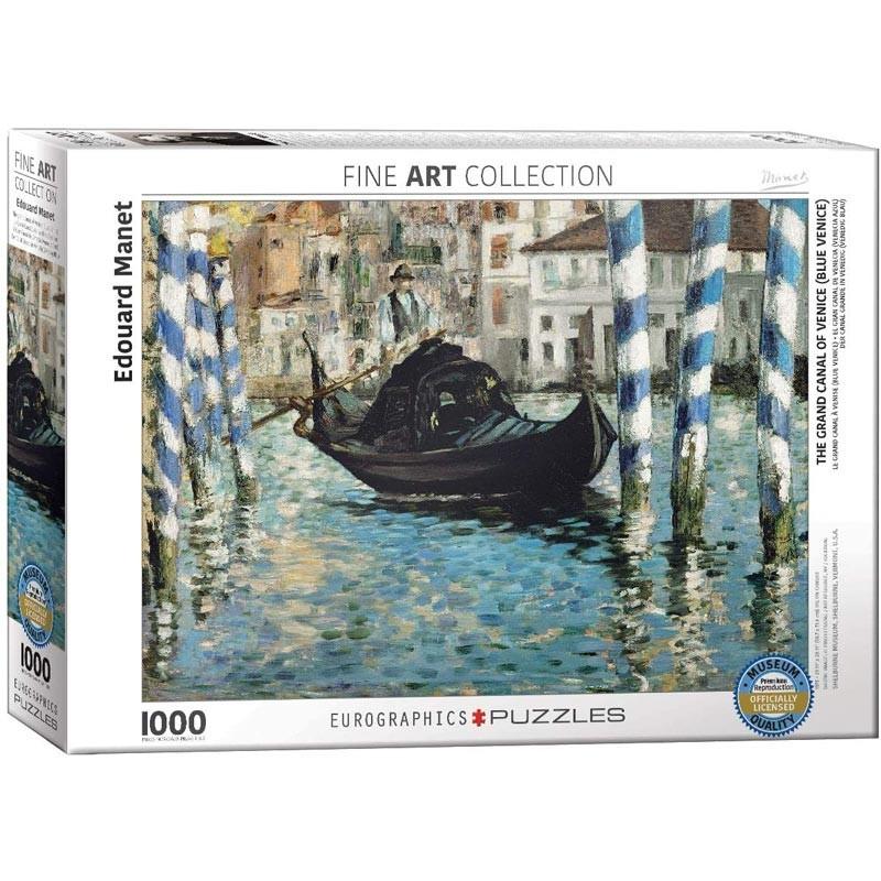 Puzzle 1000 Piezas El Gran Canal de Venecia
