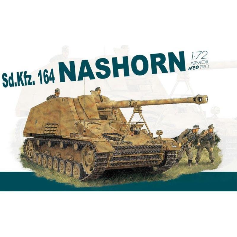 1/72 Sd.Kfz.164 Nashorn
