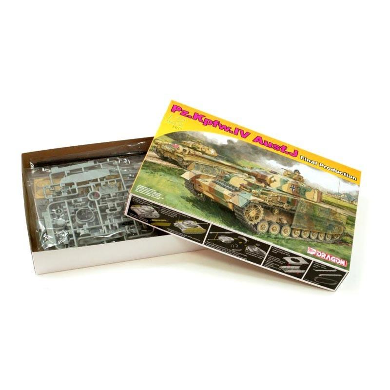 1/72 Pz.Kpfw.IV Ausf.J
