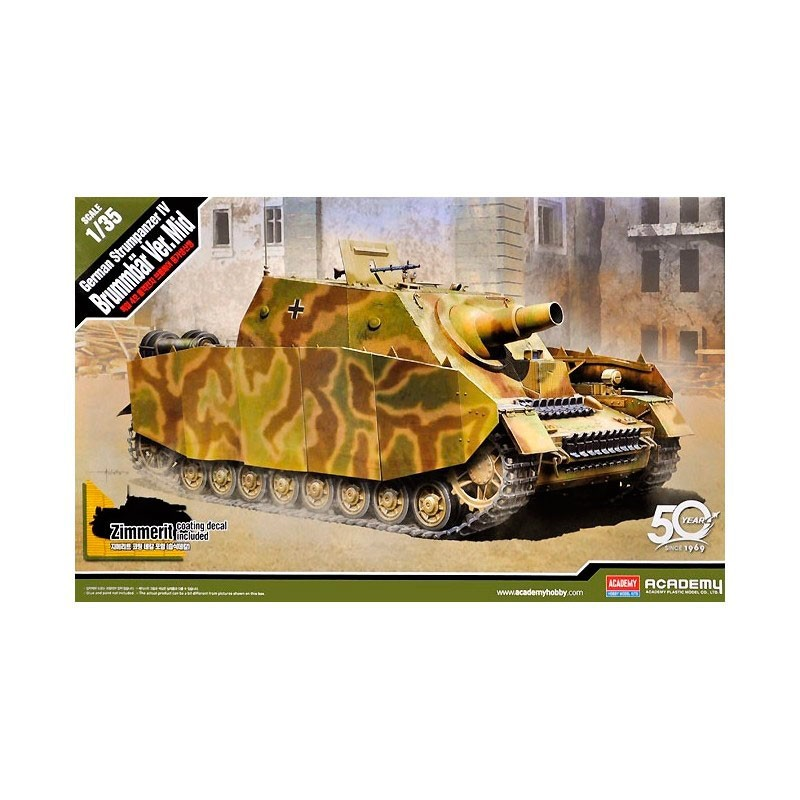 1/35 Strumpanzer IV Brummbär Ver.Mid