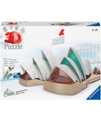 Puzzle 3D 216 Piezas Sydney Opera House