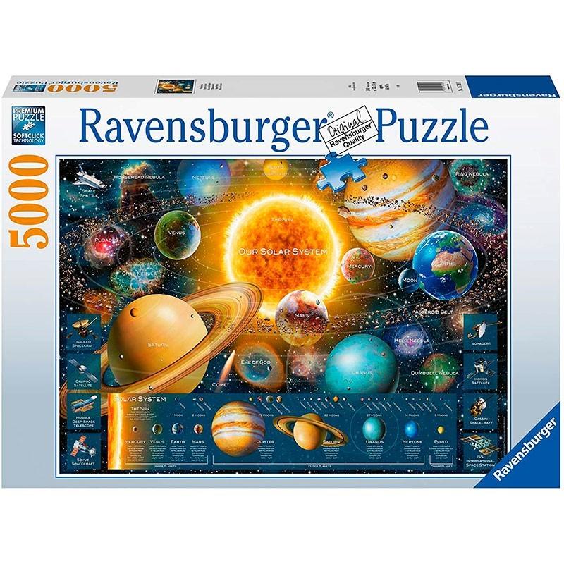 Puzzle 5000 Piezas Odisea del Espacio